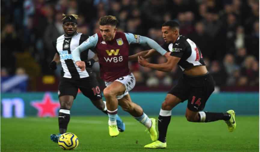 Soi kèo Aston Villa vs Newcastle