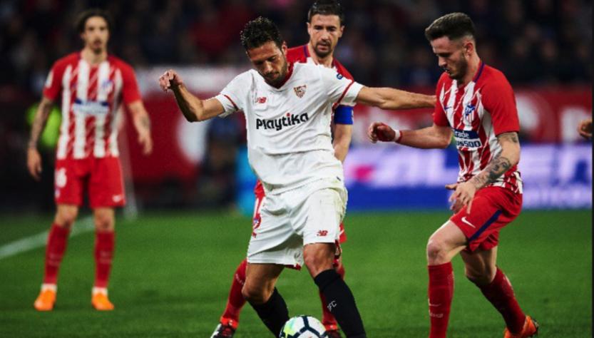 Soi kèo Atletico Madrid vs Sevilla