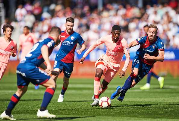 Soi kèo Huesca vs Barcelona