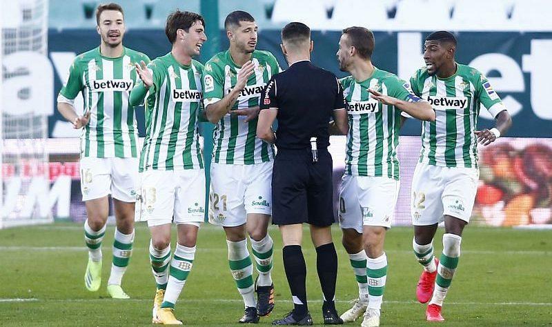 Soi kèo Huesca vs Betis