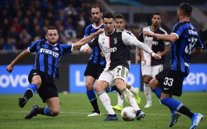 Soi kèo Inter vs Juventus