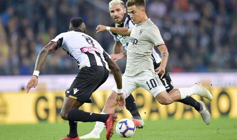 Soi kèo Juventus vs Udinese