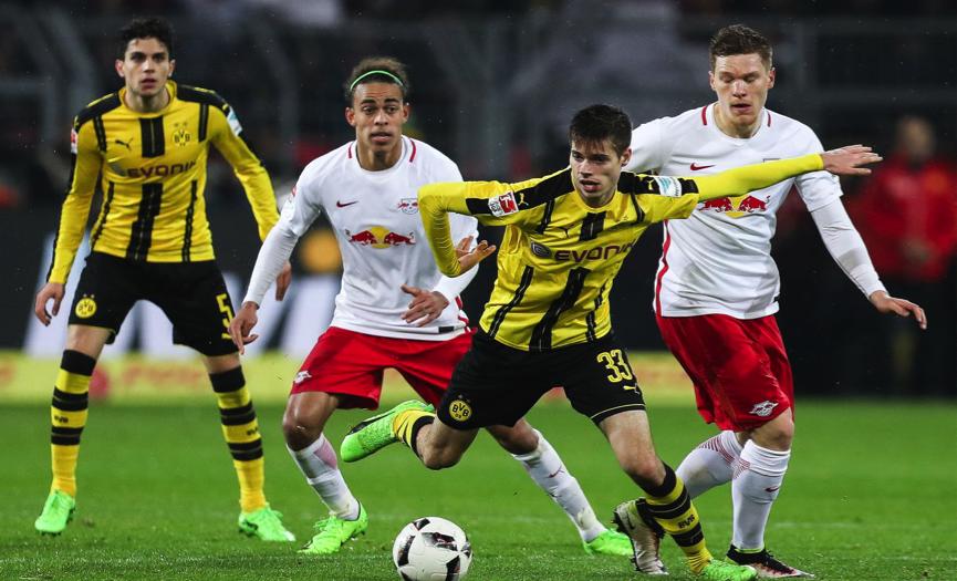 Soi kèo Leipzig vs Dortmund