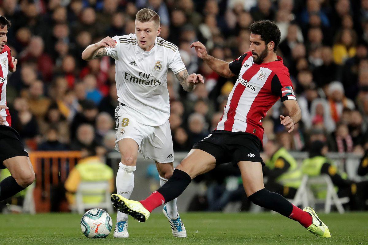 Soi kèo Real Madrid vs Bilbao