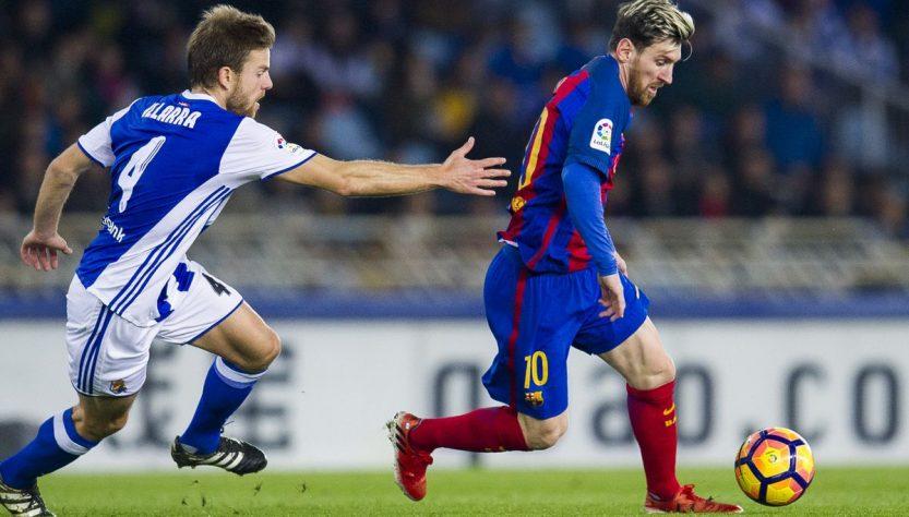 Soi kèo Sociedad vs Barcelona