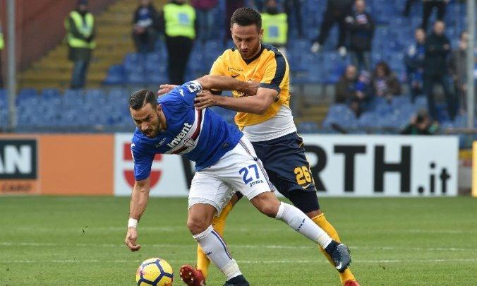 Soi kèo Spezia vs Sampdoria