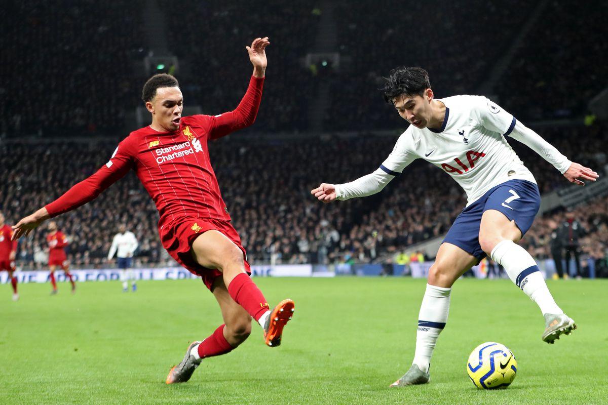 Soi kèo Tottenham vs Liverpool