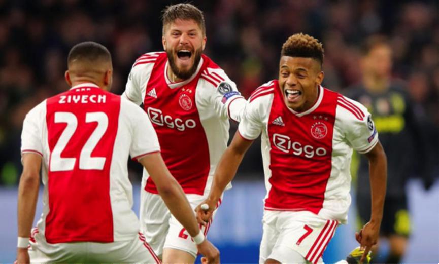 Soi kèo Ajax vs Willem II