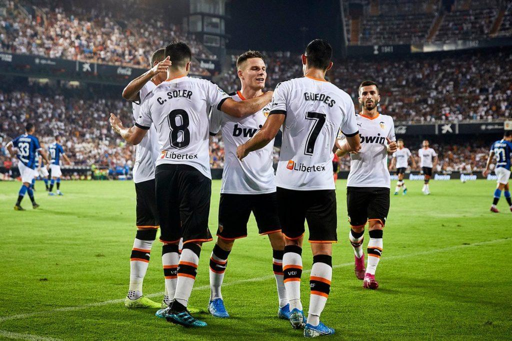 Soi kèo Valencia vs Osasuna