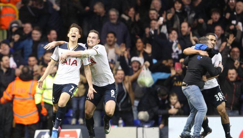 Soi kèo Wycombe vs Tottenham