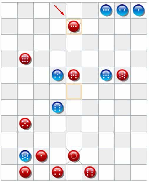 cách thắng game cờ toán