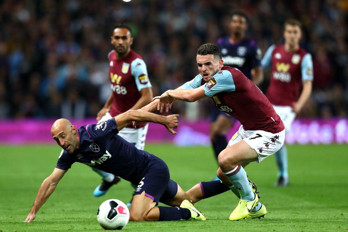 Soi kèo Aston Villa vs West Ham