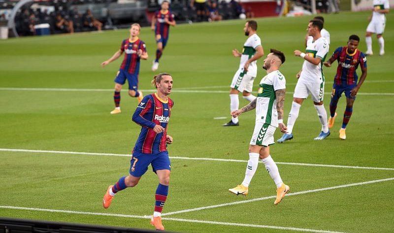 Soi kèo Barcelona vs Elche