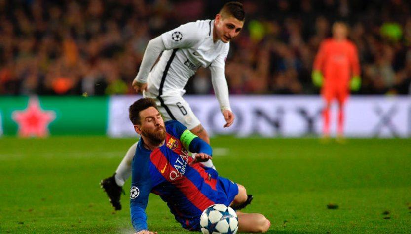 Soi kèo Barcelona vs PSG