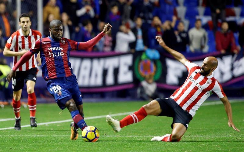 Soi kèo Bilbao vs Levante