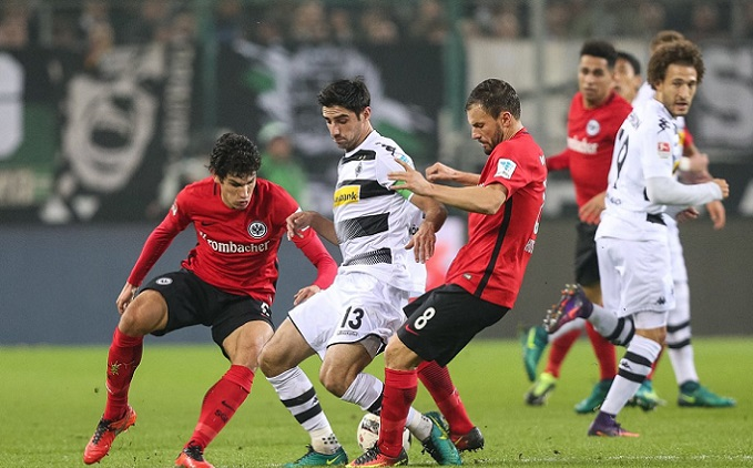 Soi kèo Bremen vs Frankfurt
