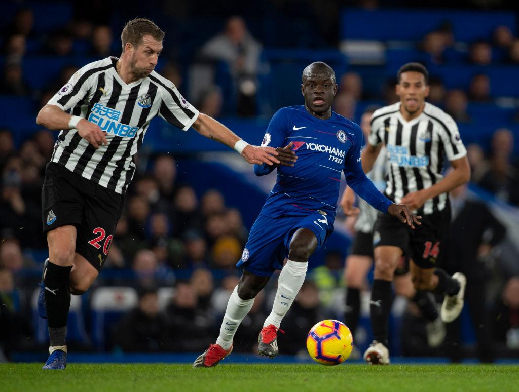 Soi kèo Chelsea vs Newcastle