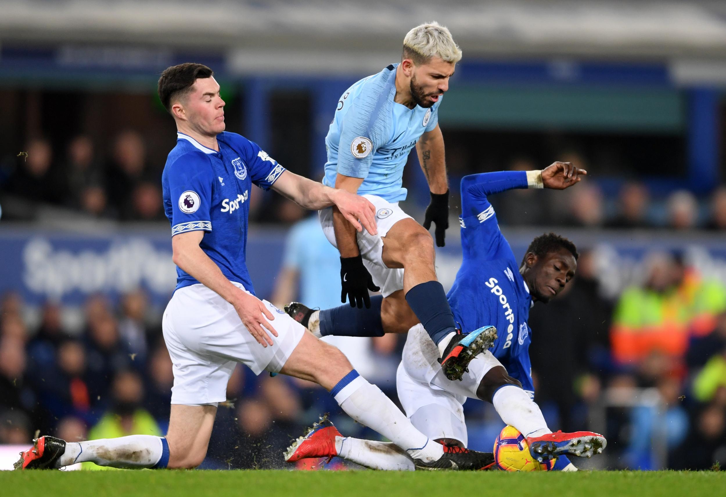 Soi kèo Everton vs Man City
