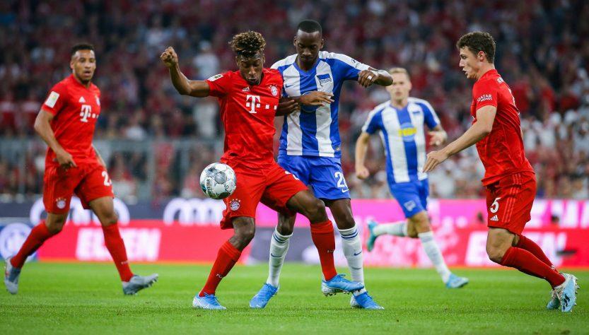 Soi kèo Hertha Berlin vs Bayern