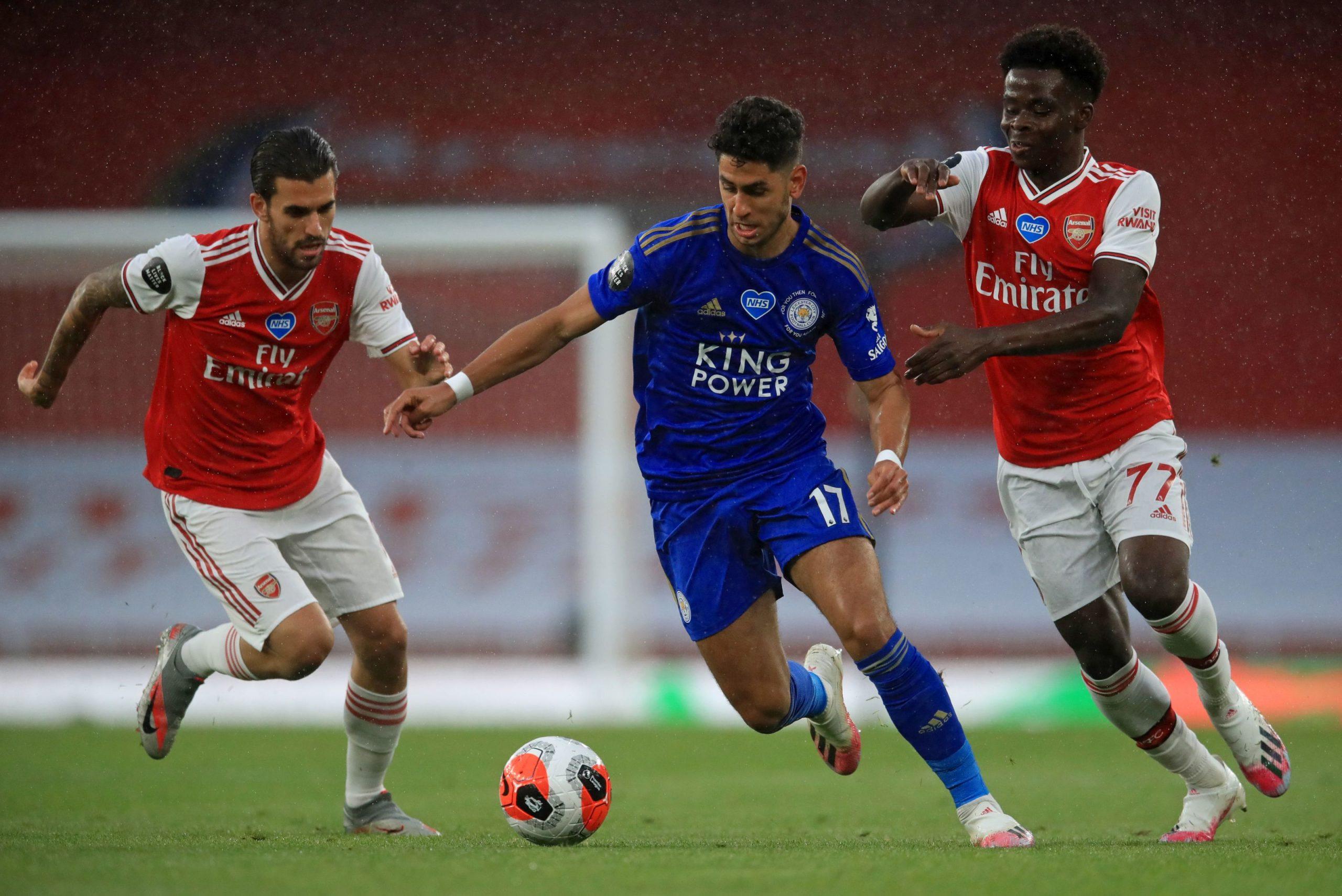 Soi kèo Leicester vs Arsenal