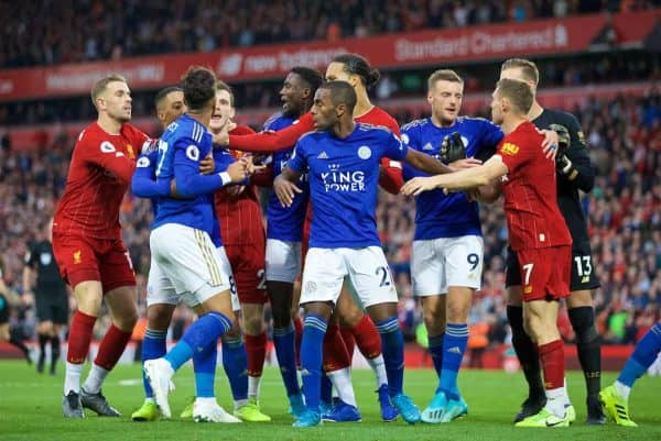 Soi kèo Leicester vs Liverpool