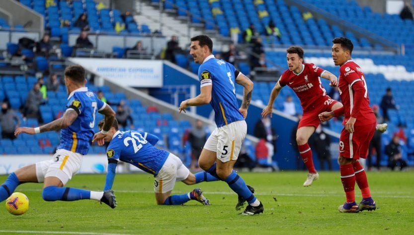 Soi kèo Liverpool vs Brighton