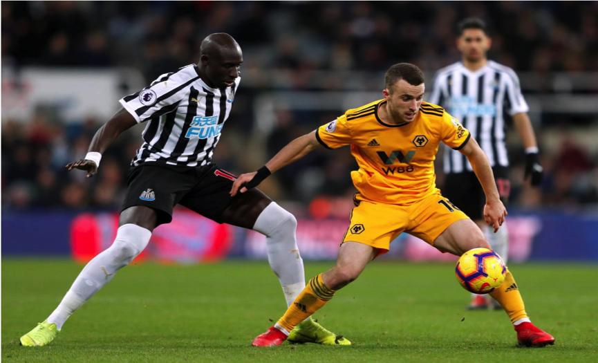 Soi kèo Newcastle vs Wolves
