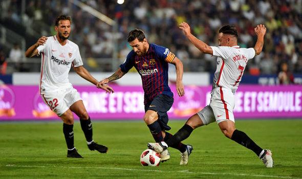 Soi kèo Sevilla vs Barcelona
