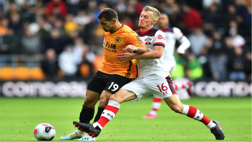 Soi kèo Southampton vs Wolves