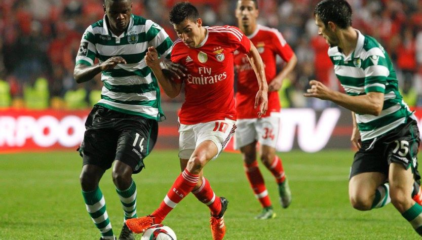 Soi kèo Sporting Lisbon vs Benfica