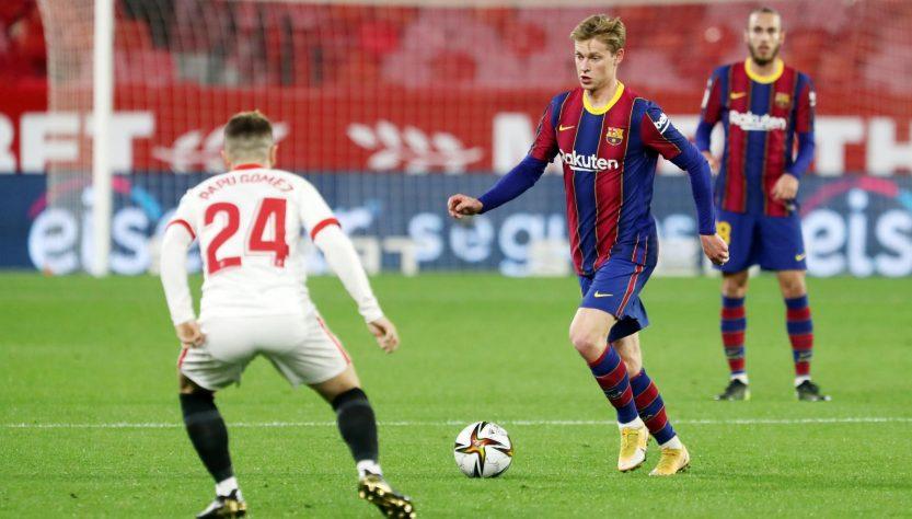 Soi kèo Barcelona vs Sevilla