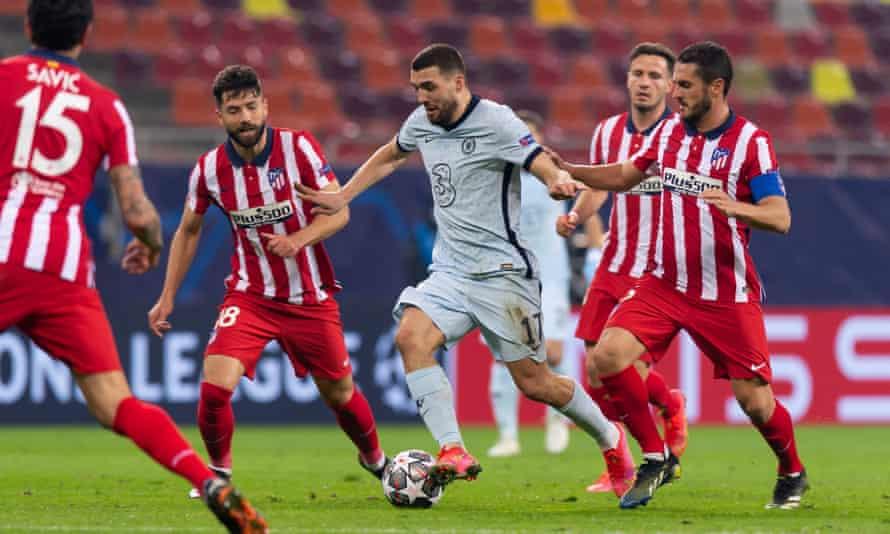Soi kèo Chelsea vs Atletico Madrid