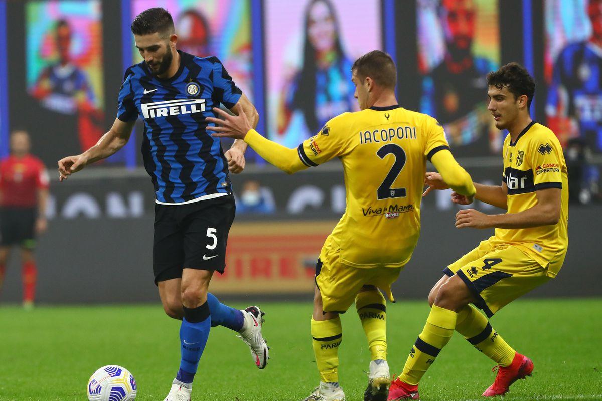 Soi kèo Parma vs Inter