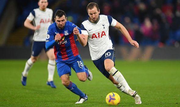 Soi kèo Tottenham vs Crystal Palace